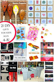 Creative Birthday Gift Ideas Gifts For Kids Ages 4 8 Diy Husband