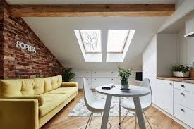 100 Attic Apartments Small Apartment On Only 19 Sqm Adorable Home