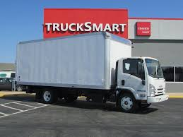 2019 ISUZU NQR 20 FT BOX VAN TRUCK FOR SALE #11119