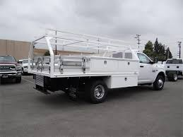 100 Regular Cab Truck New 2018 Ram 3500 Contractor Body For Sale In Monrovia CA R1589T