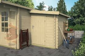 100 Log Cabin Extensions Extension 45mm