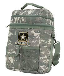 Army Camo Bathroom Decor by Amazon Com U S Army Camo Cooler Patio Lawn U0026 Garden