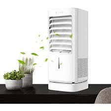 klimaanlage lüfter luftkühlung air cooler fan multifunktionaler mobile klimageräte desktop cooling fan mit timer licht für home office schlafzimmer