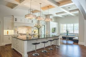 diy ceiling light fixtures kitchen transitional with coffered
