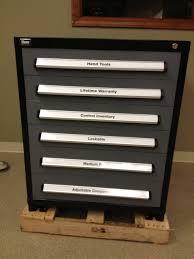 Stanley Vidmar Cabinets Weight by Modern Steel Vidmar Cabinet With Six Drawer Vidmar Cabinet