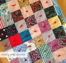 What does it mean to knot a quilt Quora