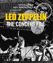 Led Zeppelin The Concert File Ebook By Dave LewisSimon Pallett