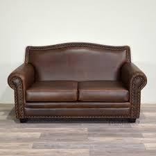 Spanish Benches Rustic Wood Custom Made Sofas Door Full Grain Leather Sofa Style