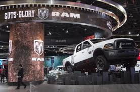 New Pickups From Ram, Chevy Heat Up Big-Truck Competition « CBS ...