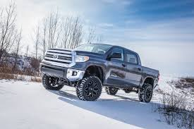 2016 Toyota Tundra Lift Kits By BDS Suspension