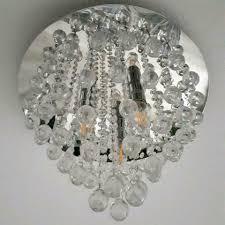 deckenle le v möbel höffner kristall glas kristallleuchter