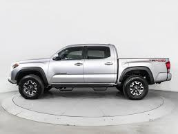 Used 2017 TOYOTA TACOMA Trd Off Road V6 4x4 Truck For Sale In MIAMI ... Used Carsuv Truck Dealership In Auburn Me K R Auto Sales 2017 Ford F150 Jacksonville Fl 4x4 Truckss Modified 4x4 Trucks For Sale Starling Chevrolet Of Deland Dealer Serving Central Dealing Japanese Mini Ulmer Farm Service Llc Autotrader Rescue For Fire Squads Welcome To Gator Jasper A Lake Park Ga Inventory Just Of Florida Jeeps Sarasota Fl Gmc Lifted In North Springfield Vt Buick New 2019 Ranger Midsize Pickup Back The Usa Fall Nations Why Buy A Sanford