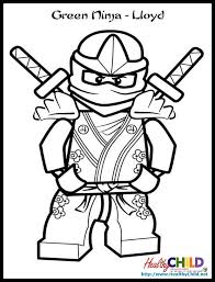 Ninjago Lloyd Zx Lego Coloring Pageslego Pagesprintable Pictures