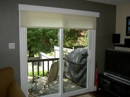 French Door Treatments Ideas by Incredible Roman Shades For Sliding Glass Doors And 25 Best