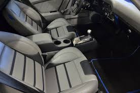 TMI Has A Complete, Custom Tri-Five Interior That Can Be Installed ...