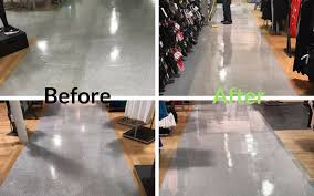 Burnishing Floors After Waxing by Commercial Wax Recoats U0026 Floor Waxing Tcs Floor Care
