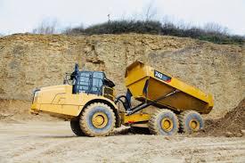 100 Articulated Trucks Cat New Cat 740 GC Caterpillar