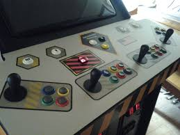 Mame Cabinet Plans 4 Player by Top 4 Player Arcade Cabinet On Re 4 Player Mame Cabinet Build