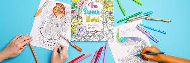 27 Adult Coloring Books That Dont Involve Mandalas