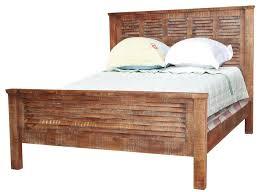 Value City Metal Headboards by Jaipur Furniture Guru Queen Shutter Bed Great American Home