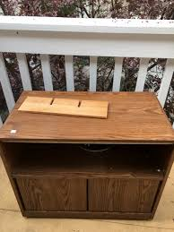 How To Make A Toy Chest by How To Make A Play Kitchen From A 10 Piece Of Furniture At Home