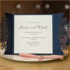 Best Pre Made Wedding Invitations Top Wedding Ideas