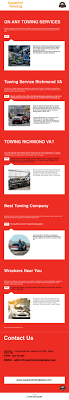 100 Tow Truck Richmond Va Superior Ing Superiortowingbaker On Pinterest