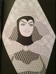 Snow White Coloring Book