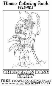 Fairies Coloring Pages For Adults