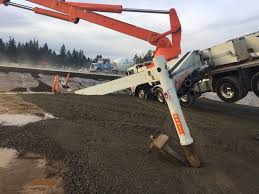 100 Concrete Pumper Truck Construction Worker Injured At Job Site In Ridgefield The Columbian