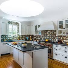 Kitchen Kitchen Island Top Ideas Cherry Cabinets With