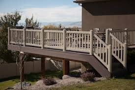 Quality Vinyl Porch Railing In Utah Best Vinyl Utah