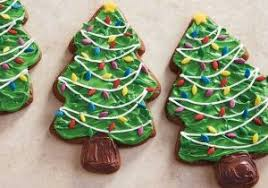 Gingerbread Christmas Trees Recipe Ideas Of Tree Shape