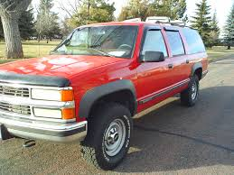 1995 Chevy Suburban - Had One Of These In Dark Blue With A 4