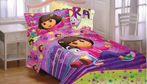 Elmo Toddler Bed Set by Viacom International Dora Explorer Twin Full Comforter Brilliant