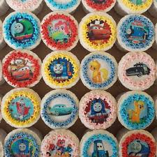Cupcake Momma On Twitter Assorted Edible Images Of Kids Favourite