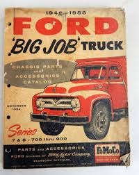 100 1949 Ford Truck Parts Classic Catalog Catalogs