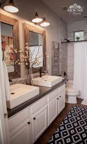 Awesome 88 Modern Rustic Farmhouse Style Master Bathroom Ideas