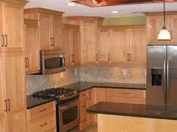 Countertops For Maple Cabinets