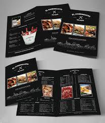 Diseño De Carta Para Restaurante Chiringuito De Pepe
