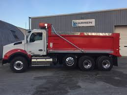 Demolition Dump Truck Archives - Warren Truck Equipment