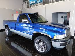 100 Used Dodge Truck 1995 Ram 1500 Reg Cab 135 WB At Premier Motors