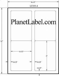 2 X 5 Label Template Printable Templates For 3 Labels