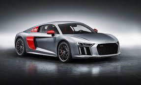 Audi R8 Adds Sporty Audi Sport Edition News