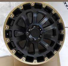 100 Truck Rims 4x4 OR016 Off Road Wheels Mitsubishi Triton Truck Wheels4X4