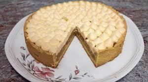 rezept für apfel frischkäse torte