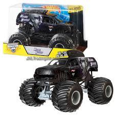 100 Mohawk Warrior Monster Truck Jam 124 Scale Die Cast Metal Body CBY62