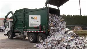 A Visit To The Local Recycling Center... - YouTube