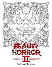 In Horror They Make The Experience Creepy And Realistic Coloring Books Add A Reasonable Level Of Challenge That Makes Process Interesting