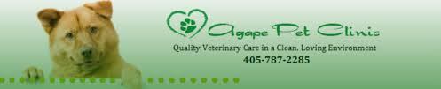 agape animal hospital agape pet clinic veterinarian in bethany oklahoma home